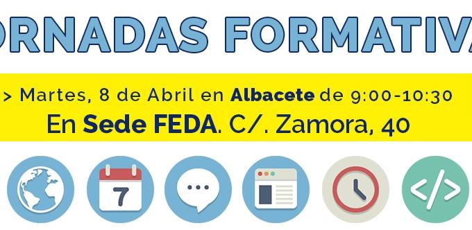 Jornadas Formativas en Albacete