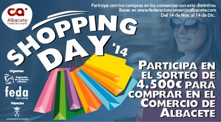 Vuelve la campaña: ¡¡Shopping Day con 4.500 euros en premios!!