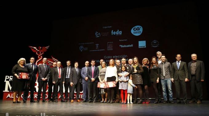 Gala Premios Mercurio 2015