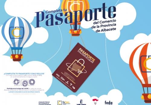 Pasaporte al comercio de la provincia de Albacete