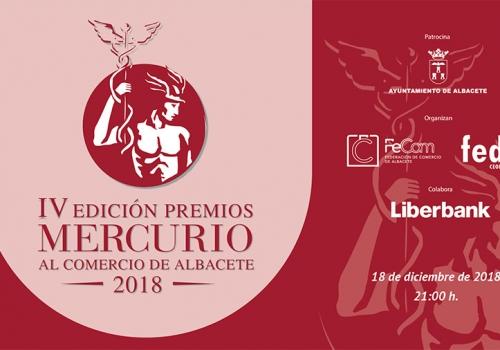 Premios Mercurio 2018 – IV Edición