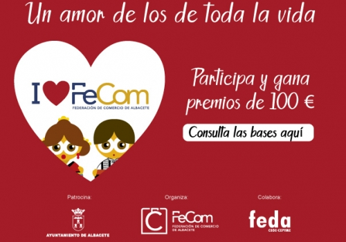Un amor de los de toda la vida I love FECOM